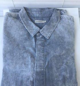 НОВАЯ мужская рубашка Calvin Klein