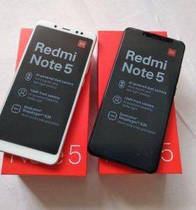 Xiaomi Redmi Note 5 Pro 3-32;4-64Гб черный, золото
