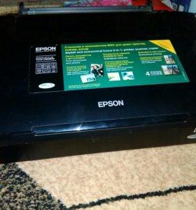 МФУ Epson Stylus TX119