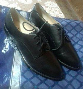 туфли,полуботинки