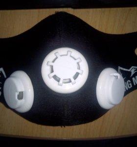 Тренировочная маска для бега