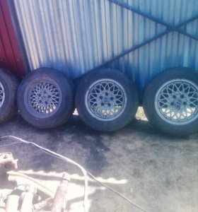 Комплект колес. Запаска в подарок