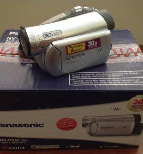 Цифровая видеокамера Panasonic NV-GS60