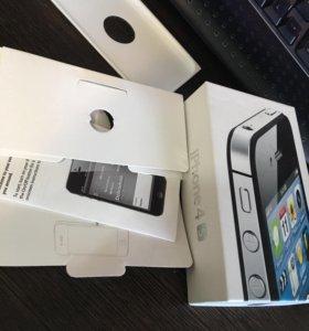 Коробка iPhone 4s