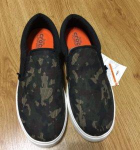 Слипоны мужские Crocs 42 p