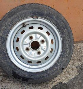 Колеса 155/70/R13 4шт.