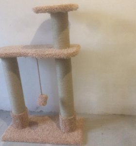 Комплекс для кошки (когтеточка)