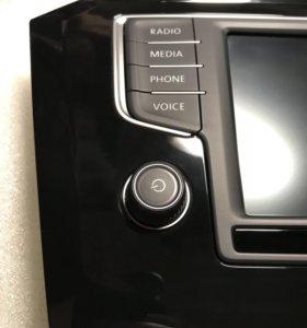 Экран дисплей Composition Media VW Passat b8 Golf