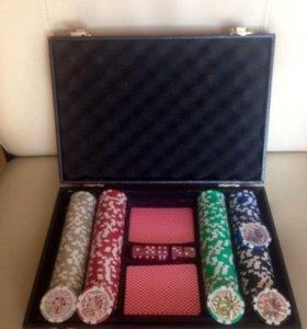 Продам набор для игры в Покер