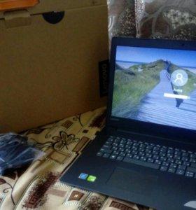 Продам ноутбук Lenovo ideapad 320-17IKB