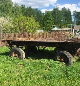 Телега для тракторов