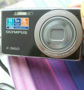 Фотоаппарат Olympus X-960
