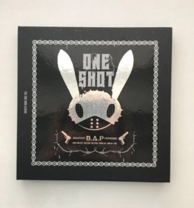 B.A.P One shot / 2nd mini album
