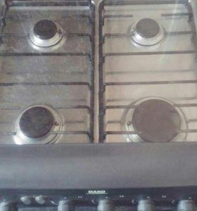 Газовая плита DAKO с электроподжигом