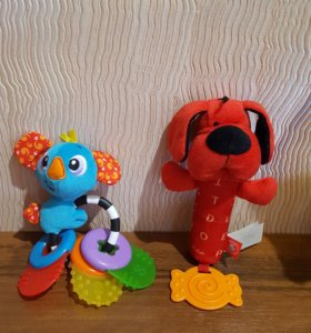 Развивающие игрушки 2 шт.