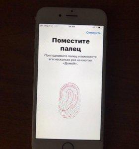 iPhone 6 128gb золотой