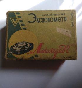 Экспонометр Ленинград-2