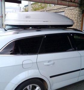 Автобокс Магнум 390 белый глягец