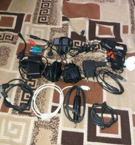 Зарядные устройства, переходники