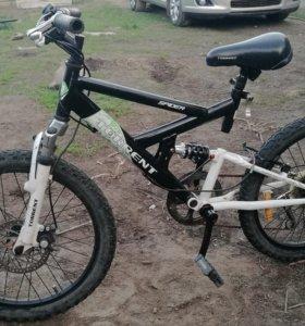 Велосипед для5-11 лет