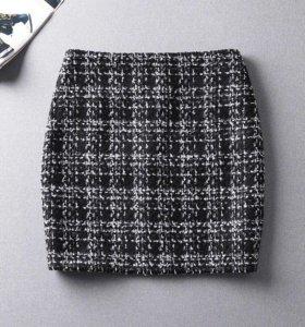 Новая юбка карандаш мини