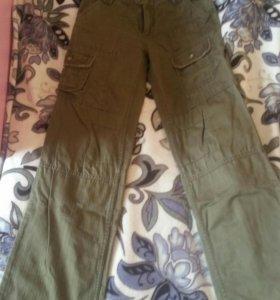 Женские брюки ostin 42 размер