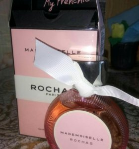 Парфюмированная вода Mademoiselle Rochas