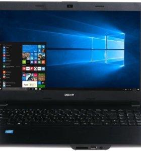 Ноутбук DEXP Aquilon O120