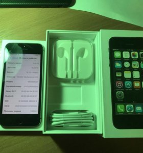 Iphone 5s 16Gb (Ростест)
