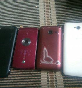 5 телефона