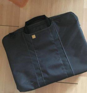 Новая сумка для ноутбука 17