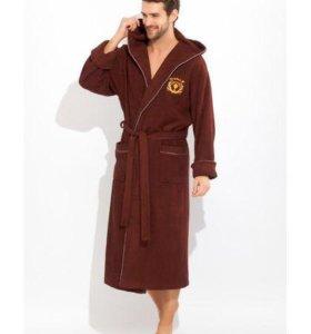 Мужской халат класса люкс