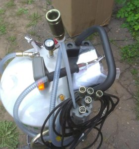 HC2180 вакуумная установка для маслозамены, 80Л