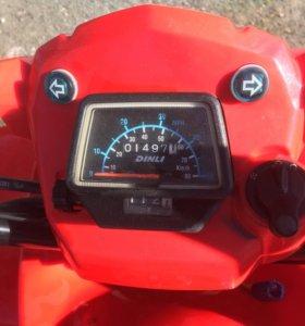 Квадроцикл Stels 110