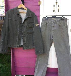Мужская одежда 48 размер пакетом