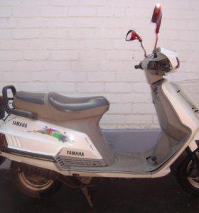 Мотоцикл YAMAHA TZR-125кубов