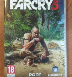 Диск с Far Cry 3