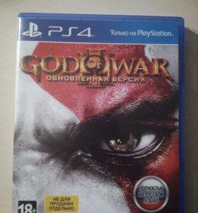 God of war 3 на PS4