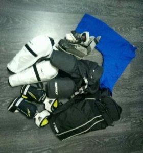 Хоккейная форма на 5-6 лет