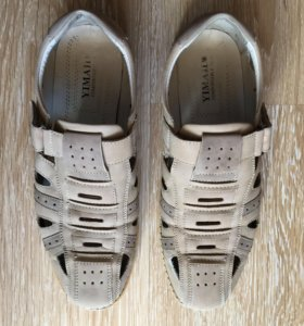 Туфли мужские 44 размер летние