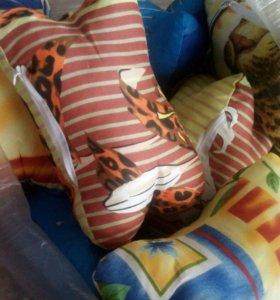 Подушки косточки