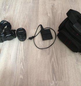 Фотоаппарат со сменной оптикой Samsung NX11
