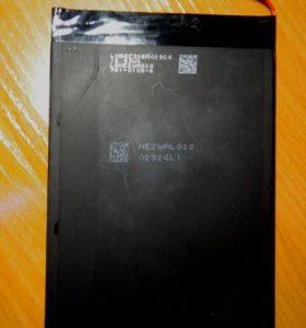 Аккумулятор от планшета