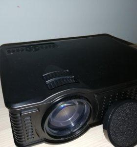 Портативный светодиодный проектор Unic SD50+