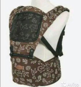 Эрго рюкзак+хипсит 2 в 1