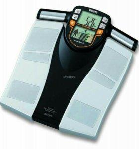 Весы - анализатор здоровья Танита