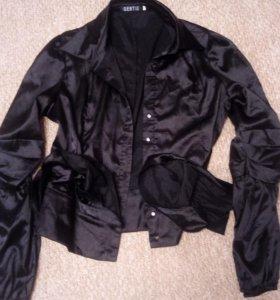 Водолазка , рубашки, блузки