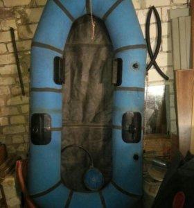 Лодка надувная Ветерок-1