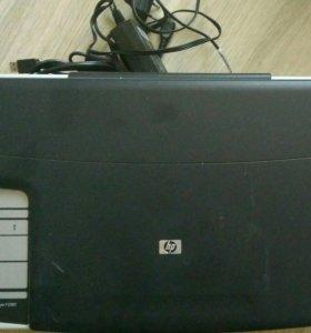 Принтер цветной HP Deskjet F2180