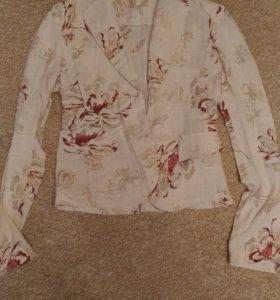 Пиджак, блуза